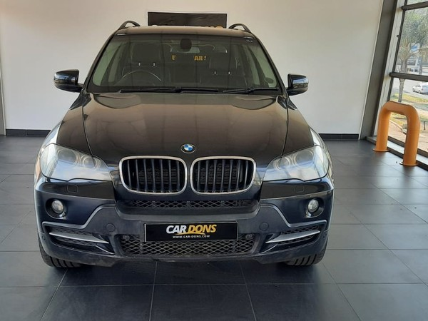 2009 BMW X5 Xdrive30d At e70  Gauteng Roodepoort_0