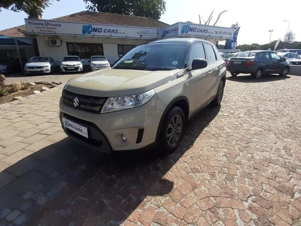 2017 Suzuki Vitara 1.6 GL Western Cape Bellville_0