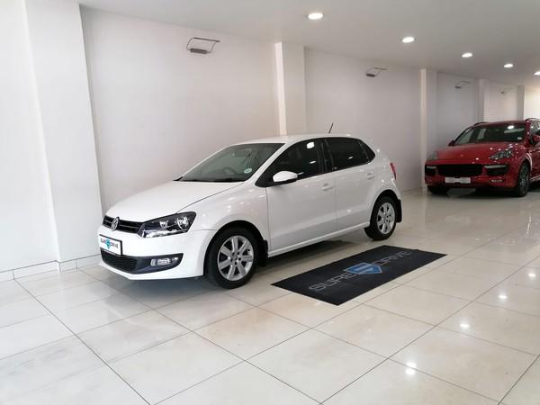 2013 Volkswagen Polo 1.4 Comfortline  Kwazulu Natal Durban_0