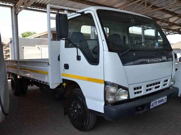 2008 Isuzu NQR 500 Fc Cc  North West Province Klerksdorp_0