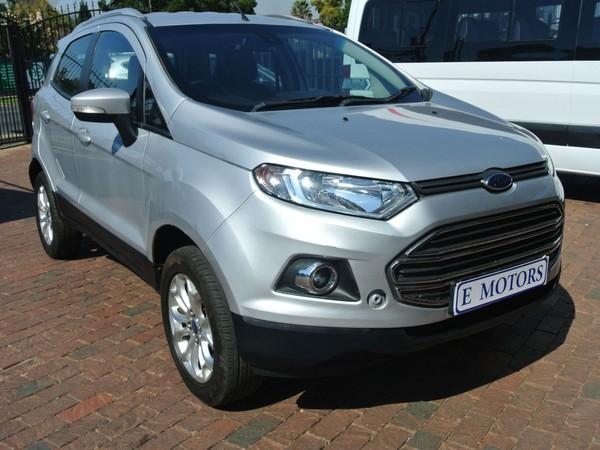 2015 Ford EcoSport 1.0 Titanium Gauteng Bramley_0
