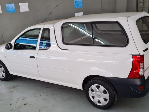 2013 Nissan NP200 1.6 Se Pu Sc  Gauteng Vereeniging_0