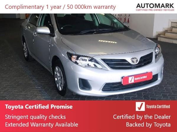 2019 Toyota Corolla Quest 1.6 Gauteng Roodepoort_0
