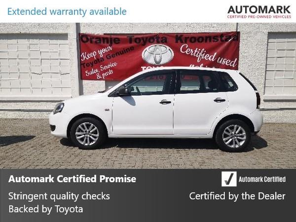 2013 Volkswagen Polo Vivo 1.4 Free State Kroonstad_0