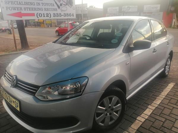 2013 Volkswagen Polo 1.4 Trendline  Gauteng Pretoria_0