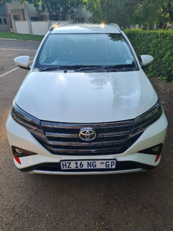 2019 Toyota Rush 1.5 Gauteng Centurion_0