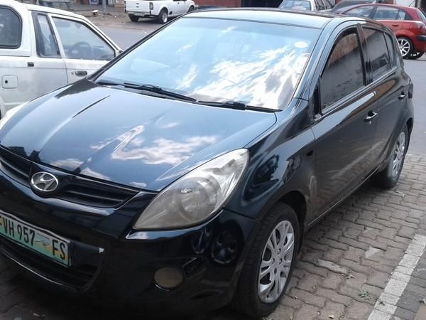2010 Hyundai i20 1.4  Gauteng Boksburg_0
