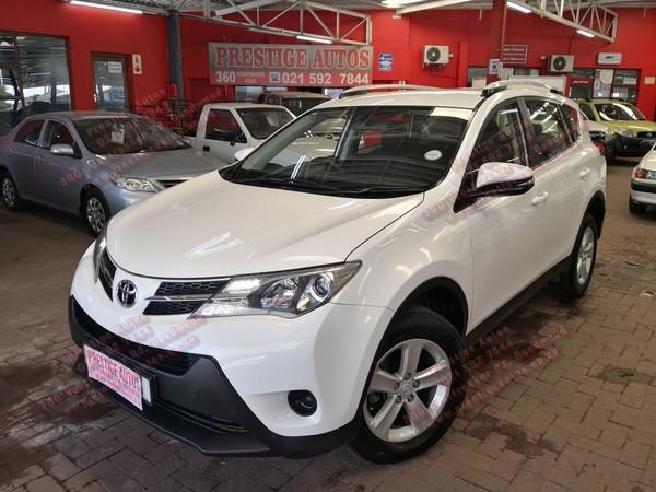 2014 Toyota Rav 4 2.0 GX Auto Western Cape Goodwood_0