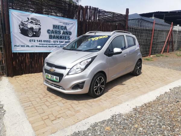 2016 Chevrolet Spark Lite Ls 5dr  North West Province Rustenburg_0