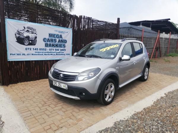 2012 Renault Sandero 1.6 Dynamique  North West Province Rustenburg_0
