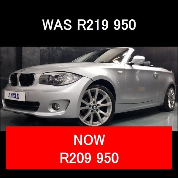 2011 BMW 1 Series 125i Convertible At  Gauteng Benoni_0