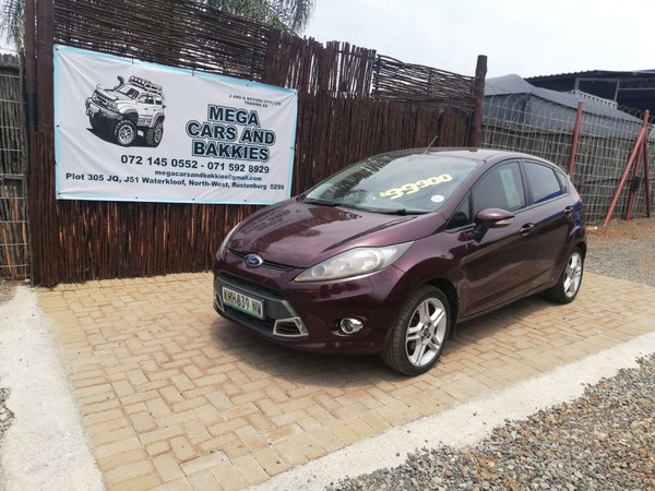 2011 Ford Fiesta 1.6 Sport 5dr  North West Province Rustenburg_0