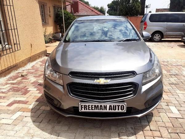 2017 Chevrolet Cruze 1.6 LS Gauteng Bramley_0