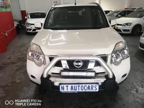 2014 Nissan X-Trail 2.0 XE T32 Gauteng Johannesburg_0