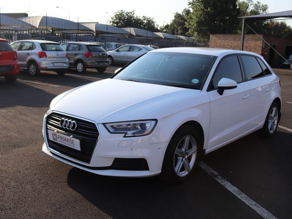 2019 Audi A3 1.0 TFSI STRONIC Gauteng Springs_0