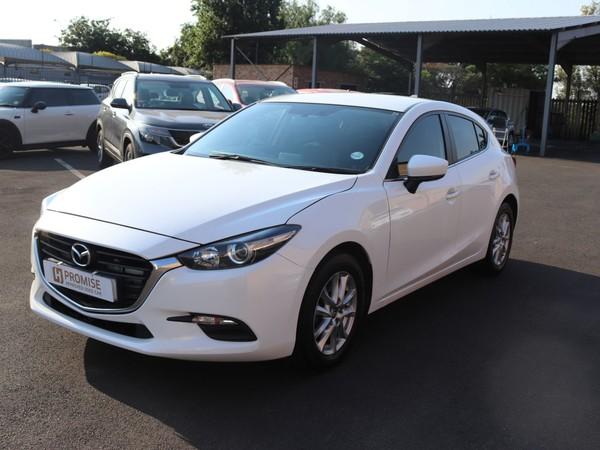 2017 Mazda 3 1.6 Dynamic 5-Door Gauteng Springs_0
