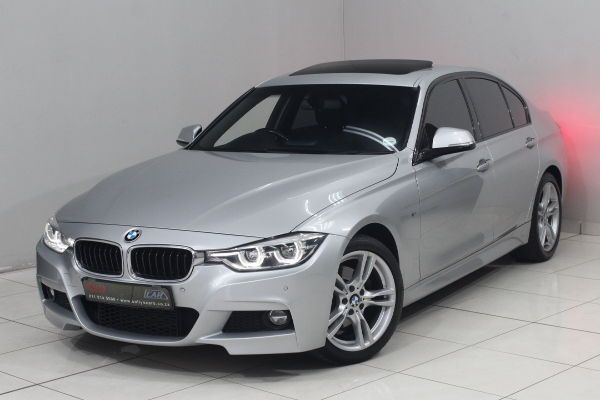 2016 BMW 3 Series 320D M Sport Auto Gauteng Nigel_0