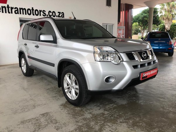 2013 Nissan X-Trail 2.0 4x2 Xe r79r85  Free State Bloemfontein_0