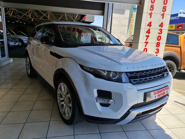 2015 Land Rover Evoque 2.2 SD4 HSE Dynamic Free State Bloemfontein_0