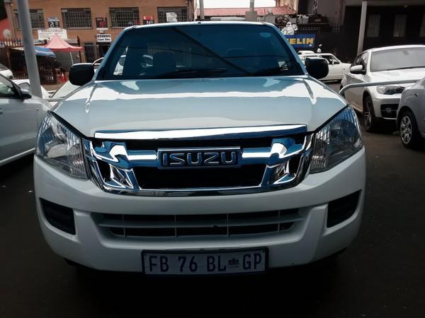 2014 Isuzu KB Series 250 D-TEQ Fleetside Single cab Bakkie Gauteng Johannesburg_0