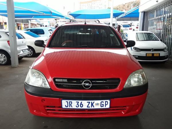 2010 Opel Corsa Utility 1.4 Club PU SC Gauteng Johannesburg_0