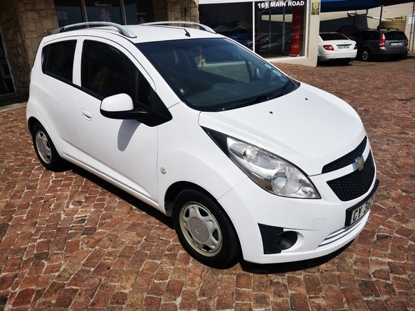 2012 Chevrolet Spark 1.2 L 5dr  Western Cape Strand_0