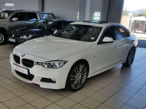 2014 BMW 3 Series 320d M Sport Line At f30  Western Cape Wynberg_0