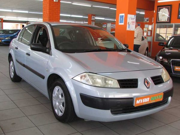 2004 Renault Megane 1.6 Classic Privelege  Western Cape Cape Town_0
