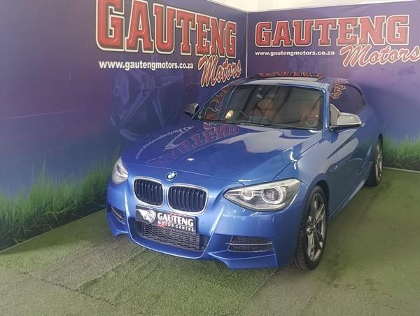 2013 BMW 1 Series M135i 3dr At f21  Gauteng Pretoria_0