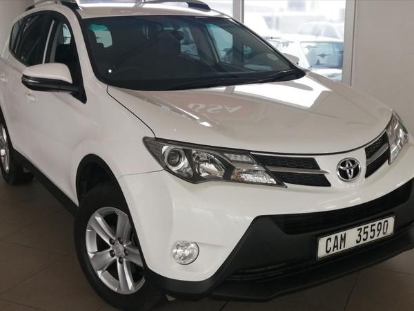 2014 Toyota Rav 4 Rav4 2.2d-4d Gx  Western Cape Bloubergstrand_0