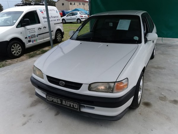 1998 Toyota Corolla 160i Gl  Western Cape Cape Town_0