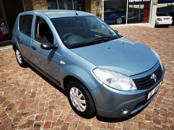 2011 Renault Sandero 1.6 Expression Western Cape Strand_0