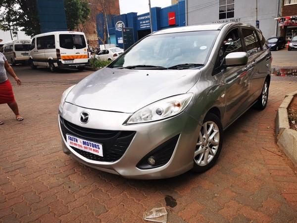 2013 Mazda 5 2.0 Individual 6sp  Gauteng Johannesburg_0