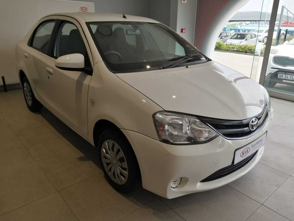 2015 Toyota Etios 1.5 Xi  Gauteng Roodepoort_0