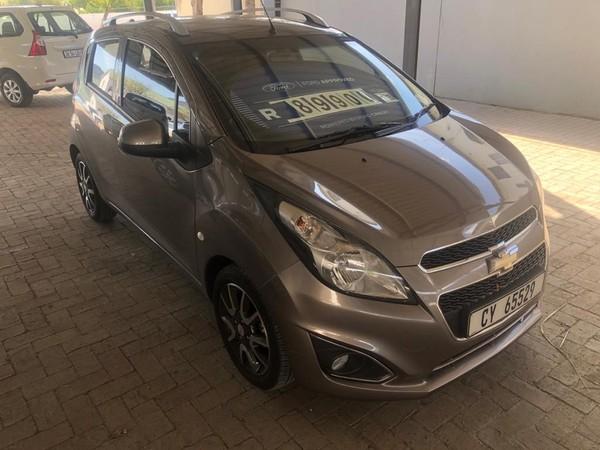2015 Chevrolet Spark 1.2 Ls 5dr  Western Cape Citrusdal_0