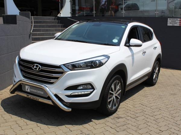 2017 Hyundai Tucson 2.0 Elite Auto Gauteng Johannesburg_0