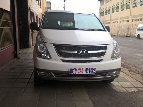 2012 Hyundai H1 Gl 2.4 Cvvt Fc Pv  Gauteng Johannesburg_0
