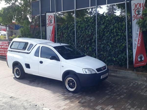2011 Chevrolet Corsa Utility 1.4 Ac Pu Sc  Western Cape Brackenfell_0