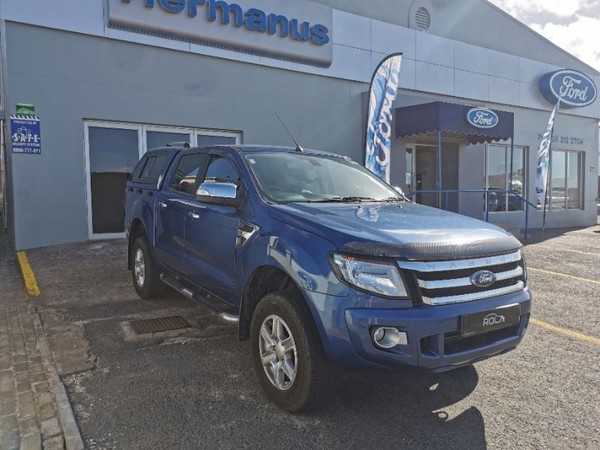2015 Ford Ranger 3.2tdci Xlt 4x4 At Pu Dc  Western Cape Hermanus_0