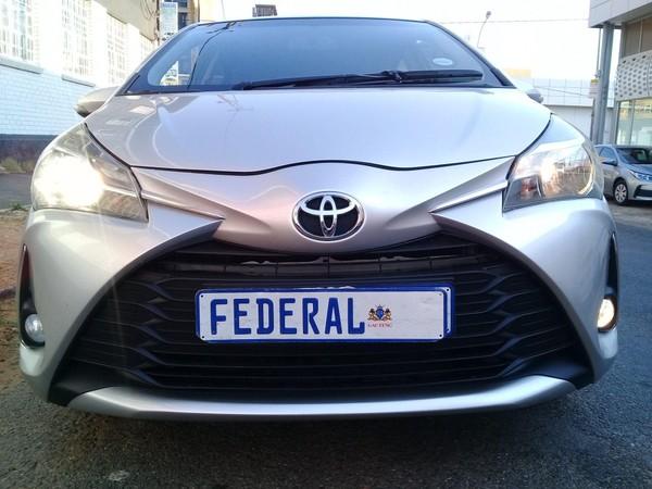 2017 Toyota Yaris TOYOTA YARIS 1.5 PULSE  Gauteng Johannesburg_0