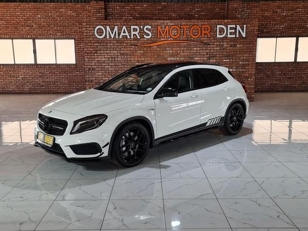 2016 Mercedes-Benz GLA-Class 45 AMG Mpumalanga Witbank_0