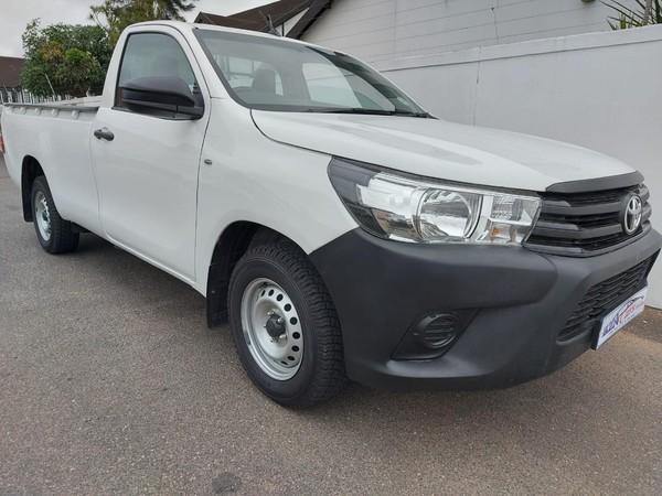 2019 Toyota Hilux 2.0 VVTi AC Single Cab Bakkie Kwazulu Natal Pinetown_0