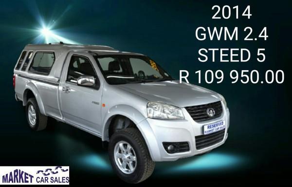 2014 GWM Steed 5 2.4 Pu Sc  Gauteng Johannesburg_0