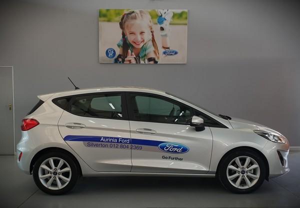 2018 Ford Fiesta 1.5 TDCi Trend 5-Door Gauteng Pretoria_0