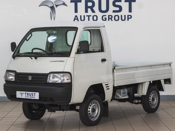 2021 Suzuki Super Carry 1.2i PU SC Western Cape Strand_0