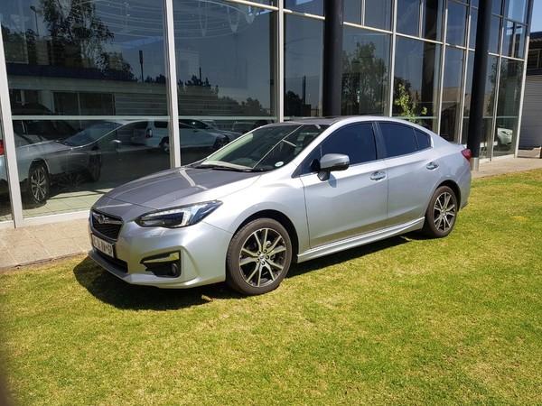 2017 Subaru Impreza 2.0i -S CVT Gauteng Edenvale_0