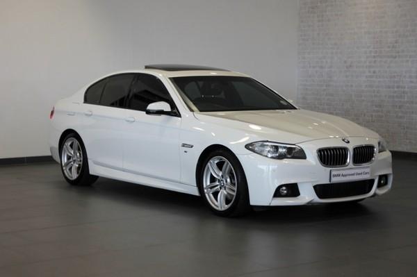 2015 BMW 5 Series 520i Auto M Sport Free State Bloemfontein_0