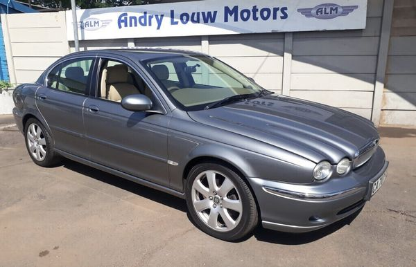 2005 Jaguar X-Type 3.0 Se At  Gauteng Pretoria_0