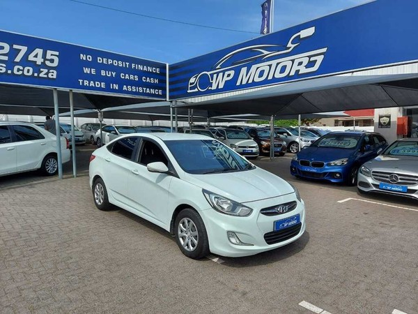 2014 Hyundai Accent 1.6 Gls At  Western Cape Bellville_0