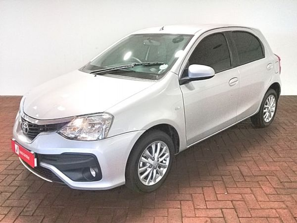 2019 Toyota Etios 1.5 Xs 5dr  Kwazulu Natal Umhlanga Rocks_0